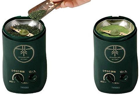 お茶ひき器 緑茶美採 GS-4671DG