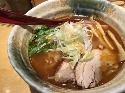 たかはし 新宿 焼きあご塩らー麺