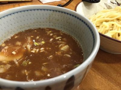 麺風 古都里  笹塚 濃厚煮干しつけ麺
