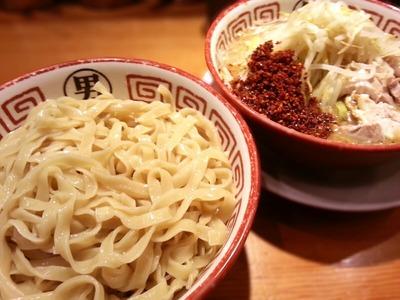 吉祥寺 バリ男 辛つけ麺