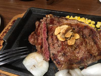 吉祥寺 いきなりステーキ 和牛サーロイン