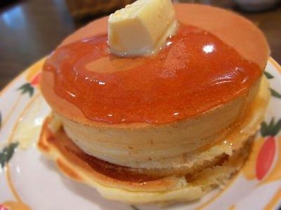 スプーンハウス ホットケーキ