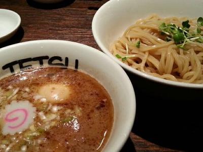 三鷹 つけ麺 TETSU