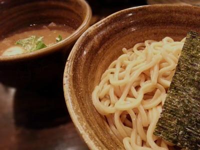 吉祥寺 えん寺 つけ麺 太国産小麦麺
