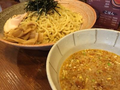 麺や天鳳 方南町 特製つけ麺