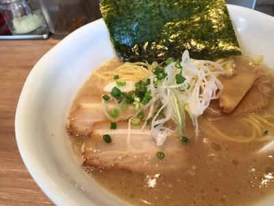 HANA=SAKU*(ハナサク)  元住吉 濃厚醤油ラーメン