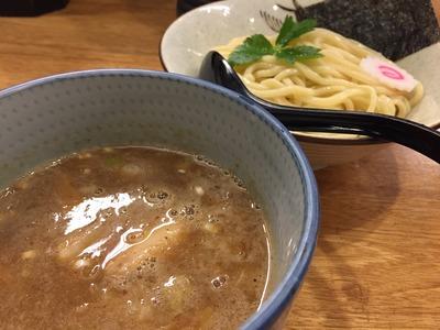 麺風 古都里  笹塚 濃厚魚介つけ麺