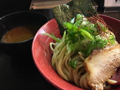 つけ麺 六 渋谷(神泉) 辛味噌煮干しつけ麺
