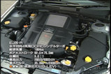 ATモデルですがインプWRXを超える260馬力です。