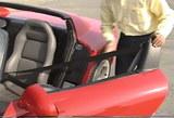 バイパーのシートベルト
