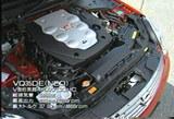 Zと共通のVQ35DEエンジン