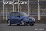 ゴルフR 256馬力 トルク33.7キロ 6速DSG搭載