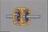 トルクコンバーター(トルコン)のイメージ