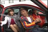 各車車内を4座席でチェック。吉田由美さんです。