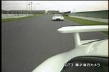 直線では馬力に勝るGT3が優位です。