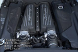 ガヤルドV10エンジン CO2も18%減少だそうです