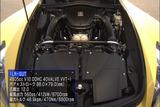 V10 4.8リッター 560馬力 堂々たるスペックと見た目です。