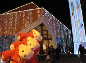 テディベアたちのクリスマス39