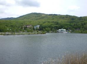 白樺湖 周辺2