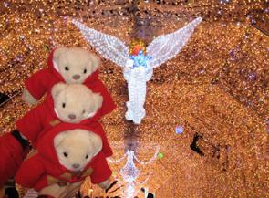 テディベアたちのクリスマス37