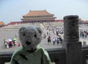 テディベア中国の旅3
