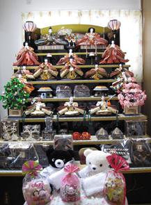 ミオン&ミンミ ひな祭り