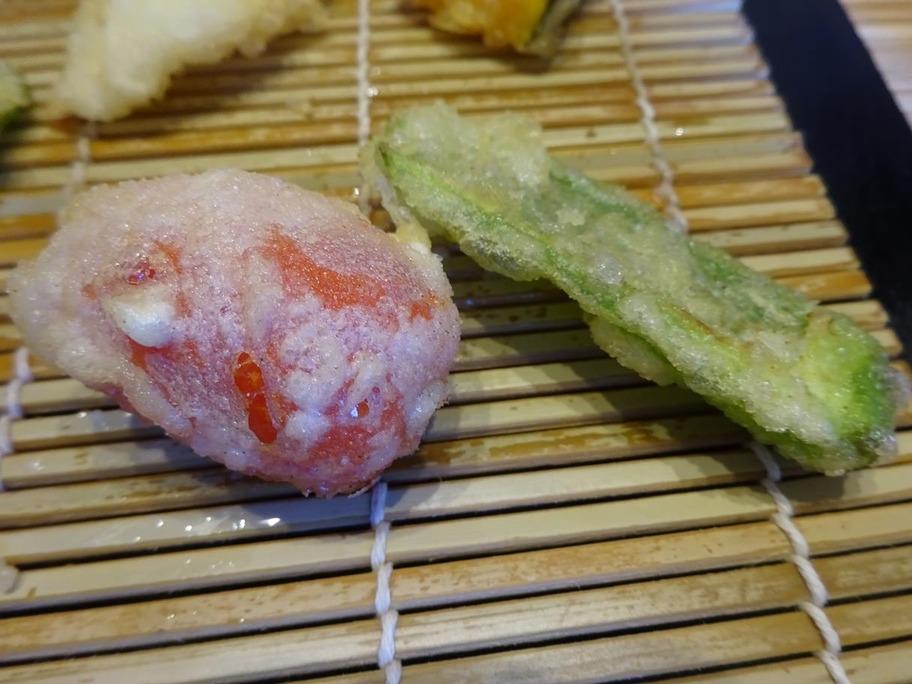 171019野菜天定食2