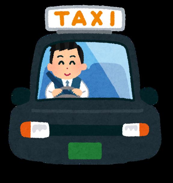 car_taxi_black_driver
