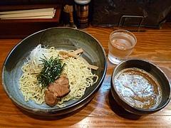 「しま坂」つけ麺