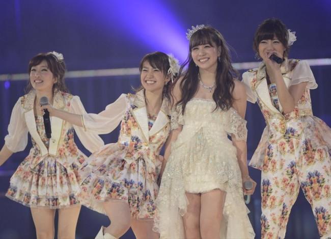 【AKB48】河西智美「何て幸せな7年間」…武道館ライブで涙の卒業セレモニー