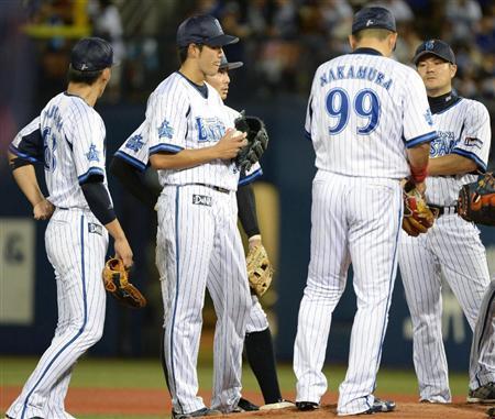 【野球】DeNA、年間四球球団ワースト511個を記録