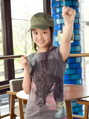 【NMB48】亀田三兄弟の妹・姫月(14)がNMB48に加入? 「史郎も付いて来るぞ」とファン戦々恐々
