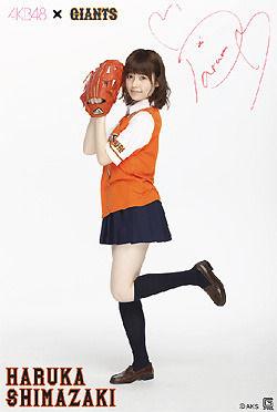 巨人、AKB48コラボシートを発売 AKB48メンバーの限定生写真付き