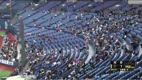 【プロ野球/観客数水増し!?】どら増田「主催者発表1万2千人強の京セラDでのオリックス×ロッテは3千人前後しか入っていないと思われる」