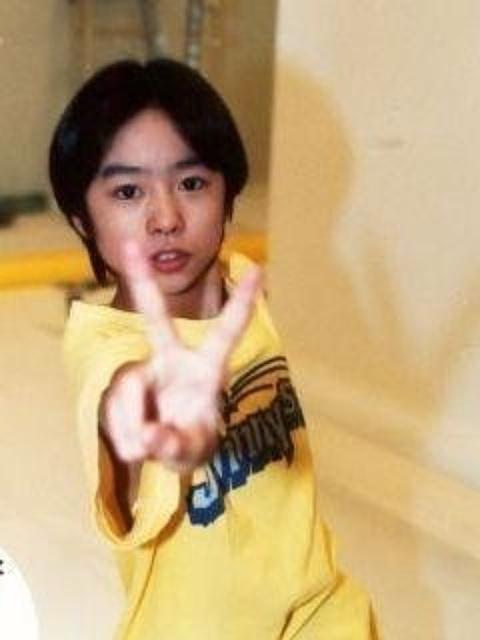 小学時代の櫻井翔
