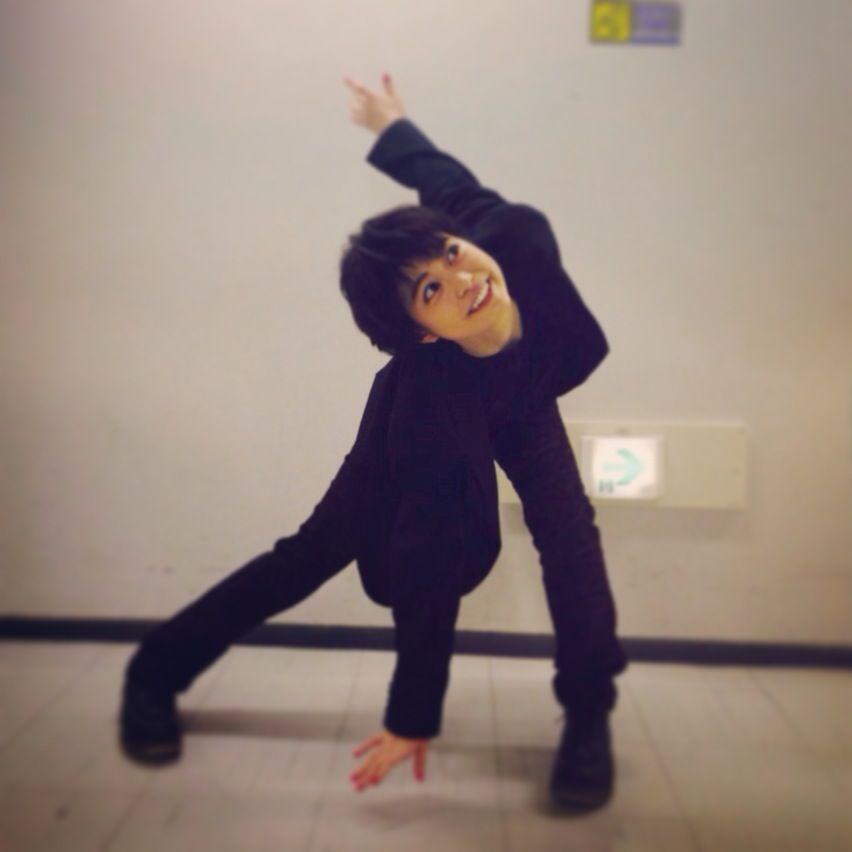 【AKB48】前田亜美(18) 髪を切りショートヘアに 羽生結弦に変身 「イケメン」と反響