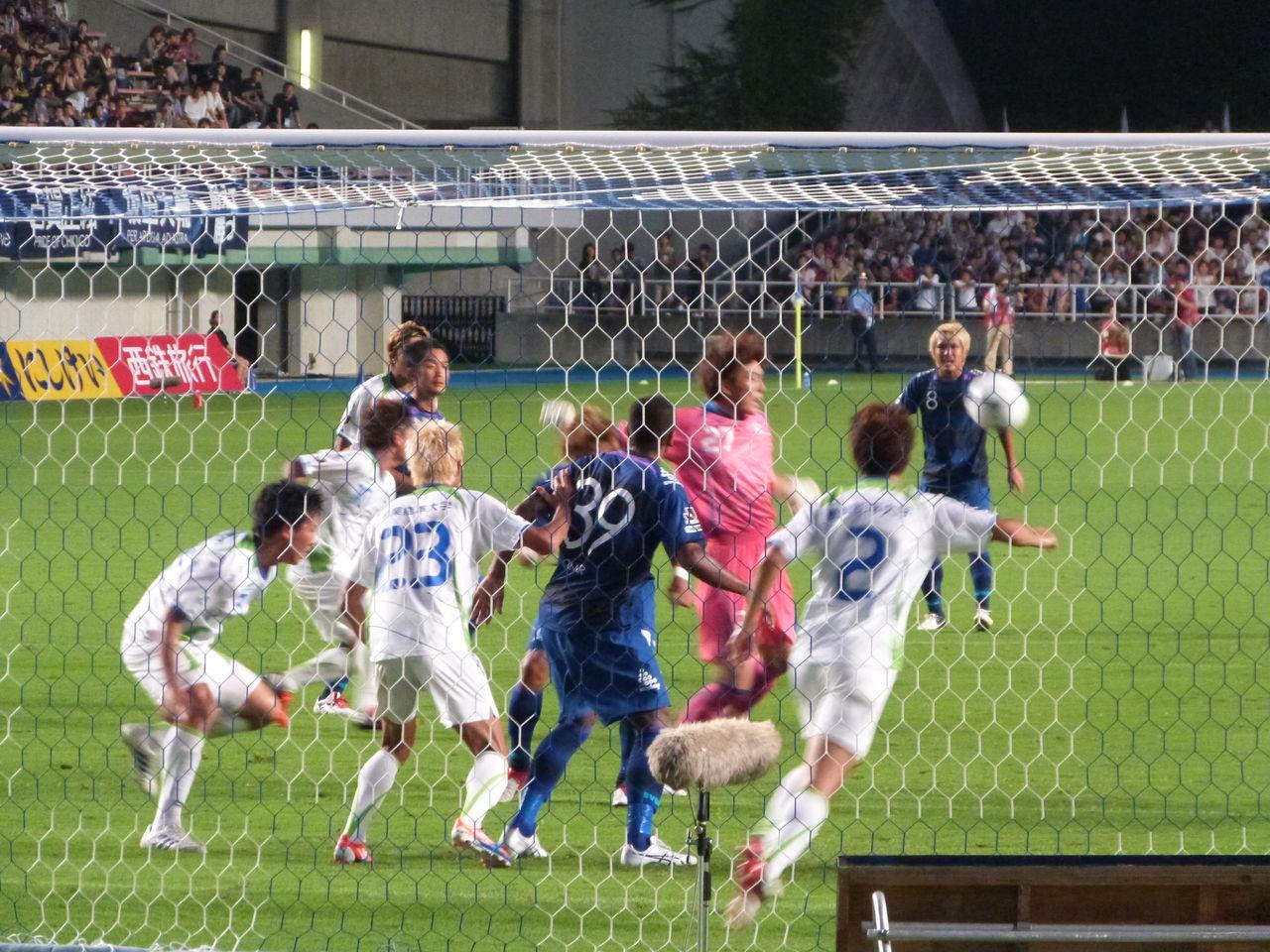 アビスパ福岡VS湘南ベルマーレ