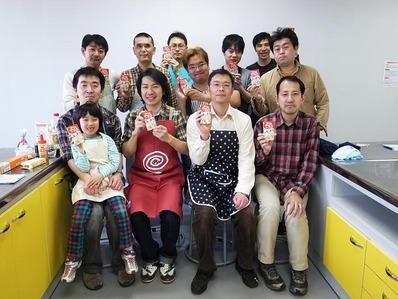 新所沢パパスクールパパ料理教室b