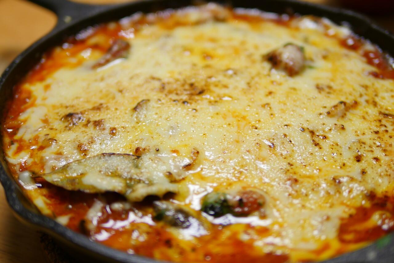 焼きチーズ