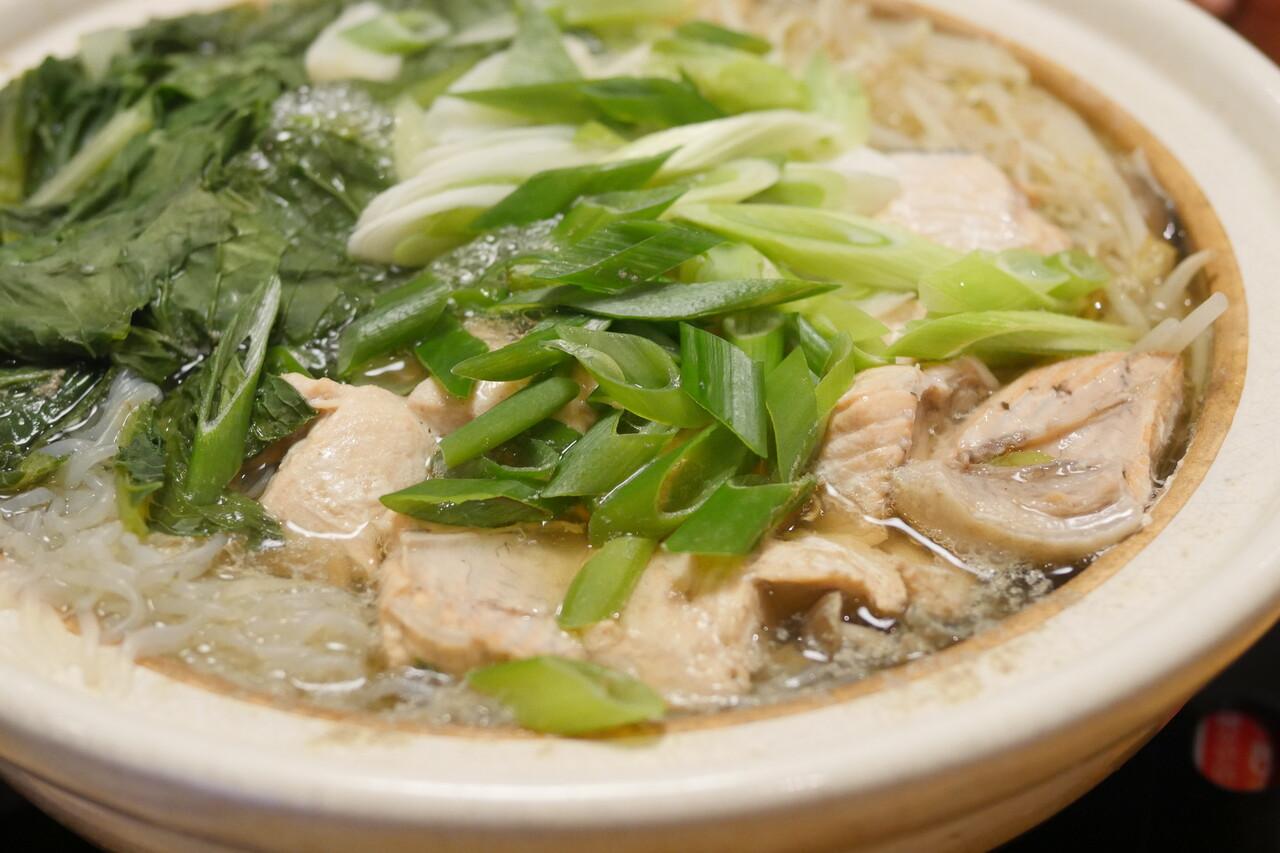 鮭鍋 (2)