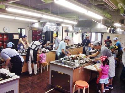 パパ子料理教室湘南