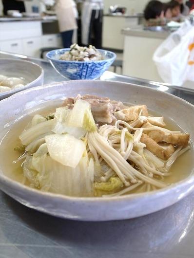 ぶたバラと白菜の煮物b