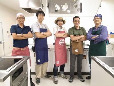 日本パパ料理協会パパ飯士たちと