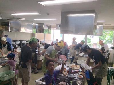 パパ子料理教室