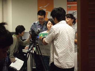 NHKカメラリハ