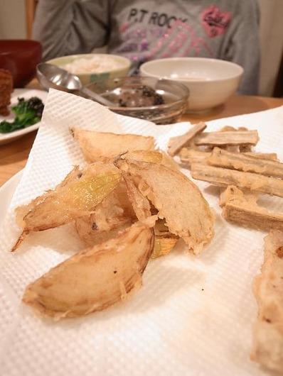 玉ねぎの天ぷらb