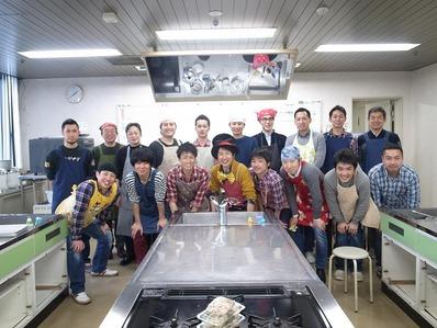 金沢市パパ料理教室
