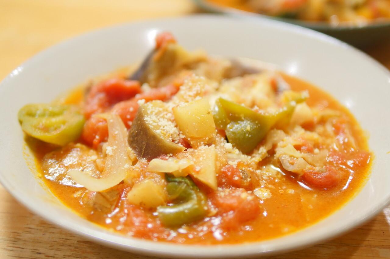 トマト煮3