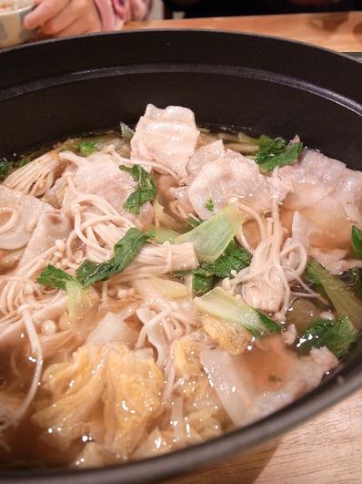 白菜と豚バラの簡単煮