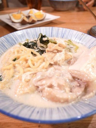 豆乳ラーメン鍋b